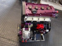 Motor závodního vozu Kaipan